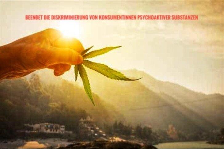 Petition: Legalisierung von Drogen